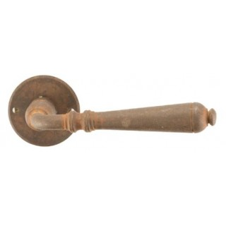 Ghidini - Door Handle - Rustica Q8-RB
