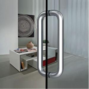 Tropex Design - Maniglione in Acciaio Per Porta - Serie 3A