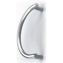 Tropex Design - Steel Pull Handle White or black colors - 3P  Series