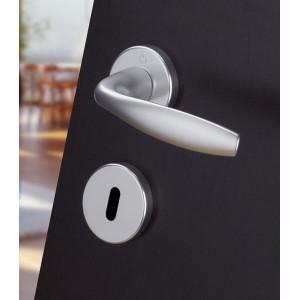 Door Handle - Hoppe - New York - 1810/42K/42KS