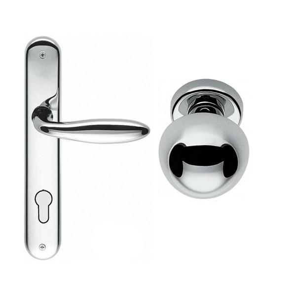 Colombo Design - Kit Hotel Half Handle/Knob - Mach