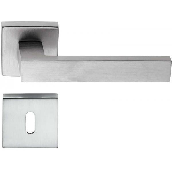 Arieni - Maniglia Per Porta - Serie Quadra 9061