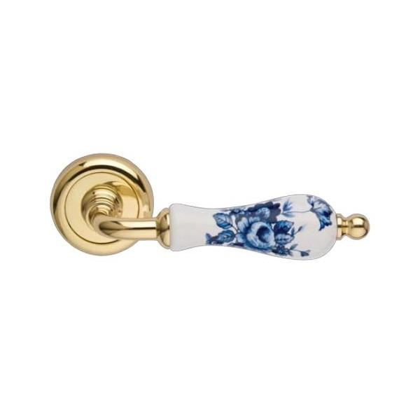 Arieni Italy - Porcelain Door Handle - Scilla 7401 Series