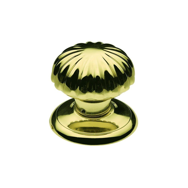 Arieni - Brass Door Knob - Margherita Series 127
