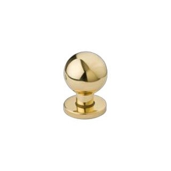 Arieni - Brass Door Knob - Sfera Series 104