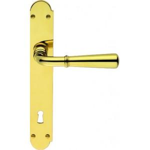 Antologhia - Maniglia Per Porta Con Placca - Accademia KAC11PB