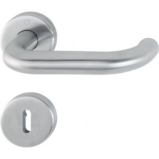 Hoppe - Door Handle - Paris Series - E138Z/42K/42KS