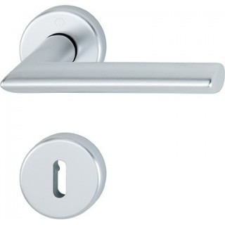 Hoppe - Door Handle - Stockholm Series - 1140/42K/42KS