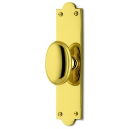 Window Handle on Lowered plate - Antologhia - Palatino KPA12B